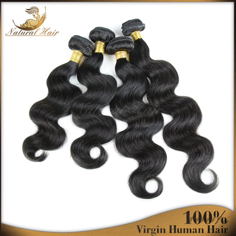 100% Unprocessed Human Hair Brazilian Virgin Hair Body Wave 8-30 inches Human Hair Extensions Brazilian Hair Weave Bundles 4Pcs