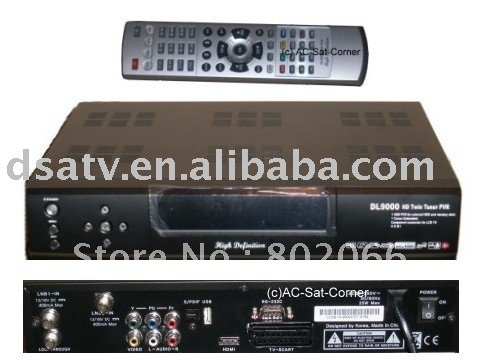 HD-2 HD satellite receiver twin tuner receiver dvb s2 mpeg4 hd receiver cccam rceeiver dongle sharing hd satellite receiver(China (Mainland))