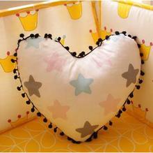 Heart Shape Cushion Sofa Car Wedding Decoration Pillow Baby Bedding Cushions Birthday Christmas Gift Home Textile(China (Mainland))