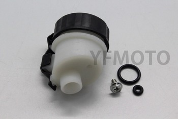 Universal Motor Master Cylinder Fluid Oil Reservoir Brake Clutch Tank For Honda  RVT1000R/CBR1000RR  2000-2003  2004-2007 2006