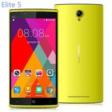 Original Leagoo Elite 5 5.5 inch IPS 1280x720 MTK6735 Quad Core Android 5.1 4G LTE Mobile Cell Phone 2GB RAM 16GB ROM 13MP Phone(China (Mainland))