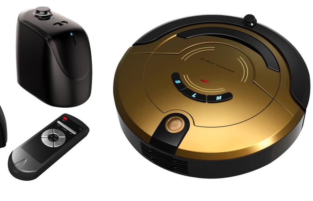 Multifunctional robot vacuum cleaner, vacuum, mop, disinfectionscan, two-way virtual wall, recharge myself