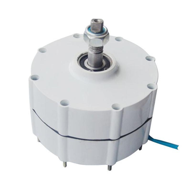 600w 12v 24v 24v permanent magnet generator made in China(China (Mainland))