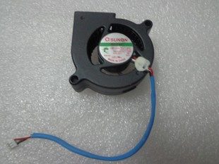 SUNON GB1205PKV1-8AY 5020 12V 1.2W projector fan blower Can be used for the graphics card power supply chassis(China (Mainland))