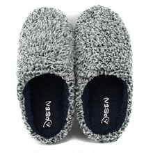 Oseen winter cotton-padded slippers lovers men Women at home oversized slip-resistant thermal slippers(China (Mainland))