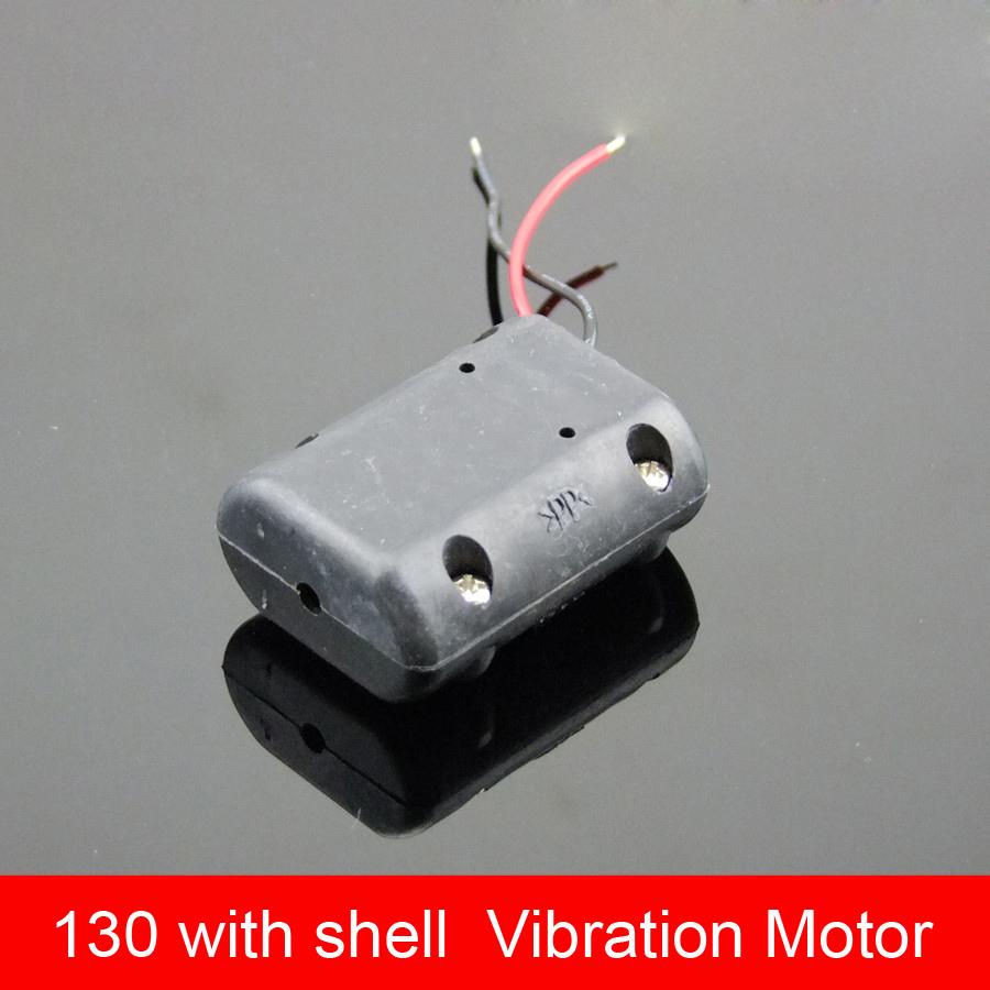 DC 3V Super Strong Vibration Motor 130 With Shell For Massaging machine Massager Vibrating Motor