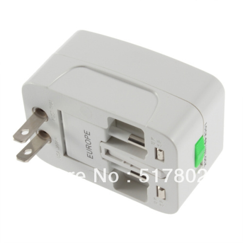 1pcs USB Connection port Universal battery Wall charger With For Smart Phone Newest Drop Shipping Wholesale