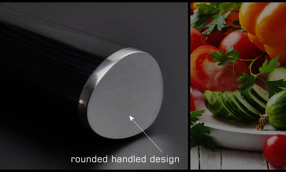 Buy GHL 8 inch damascus chef knife VG10 Damasucs knives high layers damascus steel kinfe faca de cozinha micarta handle cheap