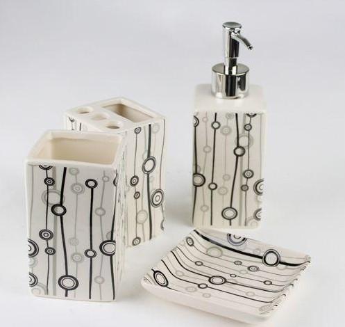 Free Shipping Bathroom supplies bathroom supplies kit shukoubei wash cup bathroom suite 4