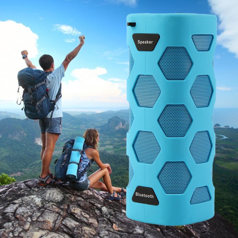 Здесь можно купить   Portable Waterproof Wireless 3.0 Bluetooth Stereo Music Speaker Hands for pc for MP3 / MP4 Wholesale  Бытовая электроника