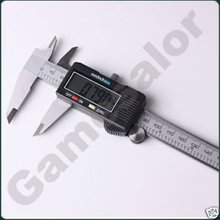 """6"""" 150 mm Digital Vernier Caliper Micrometer Guage Widescreen Electronic Accurately Measuring Stainless Steel Free Shipping(China (Mainland))"""