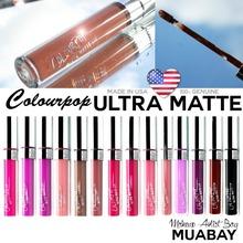 ALIVER ColourPop Ultra Matte Liquid Lipstick Pick Your Fav Shade
