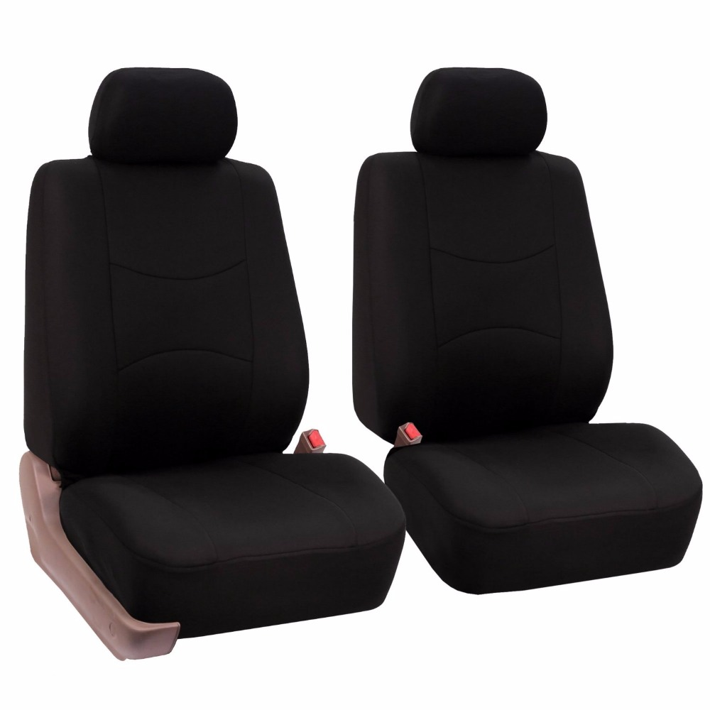 2 front seat Universal car seat cover for Suzuki Jimny Grand Vitara Kizashi Swift Alto SX4 Wagon R Palette Stingray accessories(China (Mainland))