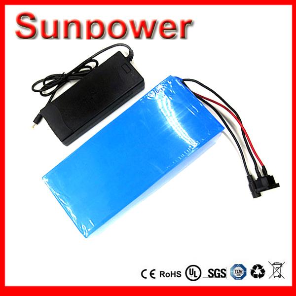 Батарея для электровелосипеда 48v 750w /48 48v 15AH ,