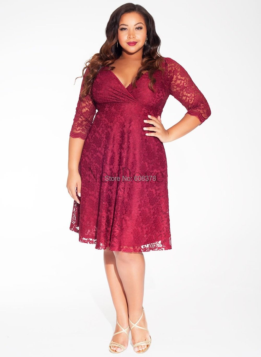Plus Size Dresses Promgirl Anlis