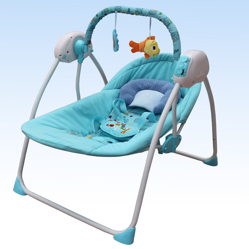 Rocking bed wooden toy cot cradle crib rocking bed for for Cradle bed for adults