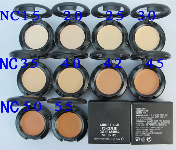 Free Shipping Brand Base Primer Makeup Foundation Concealer Contour Palette BB Creams Professional Make Up Face Care Bronzers(China (Mainland))