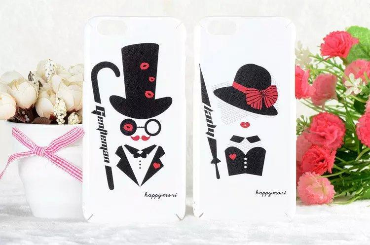 Newest High Quality Mobile Phone Small Fresh Floral Serie For iphone 6/6 plus Fashion Cartoon Back Cover Skin For Free Shipping(China (Mainland))