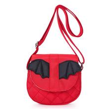 Baby toddler shoulder bags kawaii cartoon bat school bags kindergarten girls messenger bags cute gifts children crossbody bags(China (Mainland))