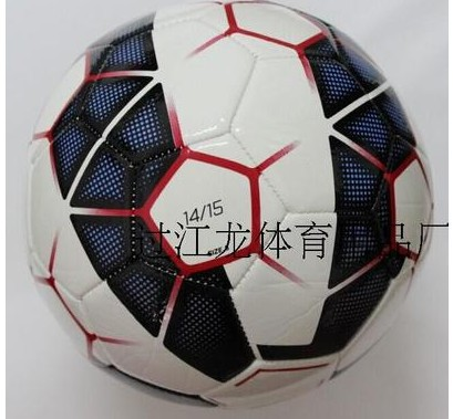 Factory No. 5 hot 11 people panic buying football and primary school football match formal standard kick resistant waterproof(China (Mainland))