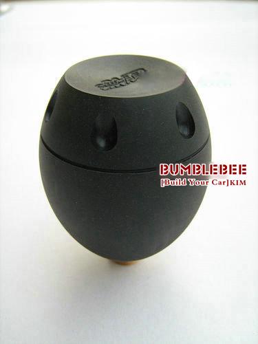 MUGEN Black,Resin, Universal gear shift knob,-K033 - Car power Online Store 722192 store