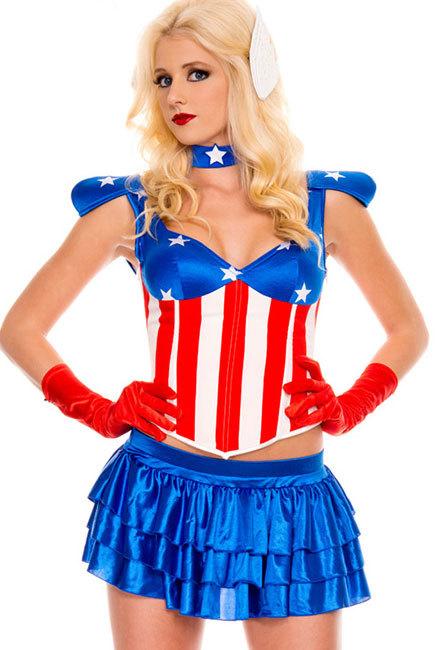 American Dream Costume Ideas American Dream Costume For