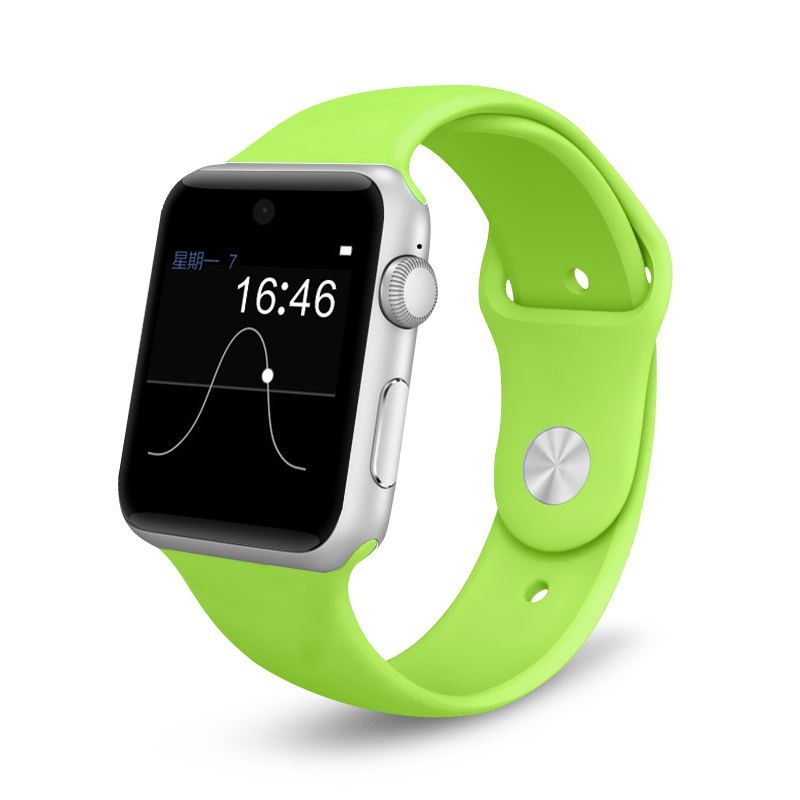 Sport Smartwatch Bluetooth SIM Card Smart Watch HD Screen Built-in Camera Music Player Speaker for iPhone Android Smartphone(China (Mainland))
