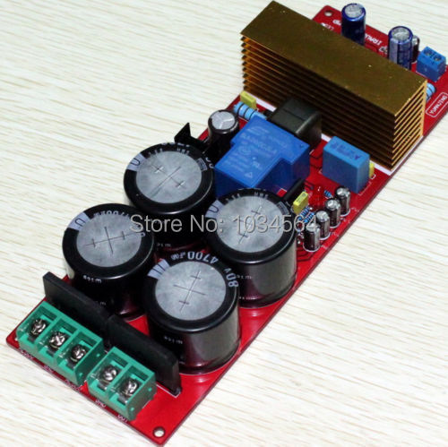 IRS2092 class D high power amplifier board (Dual rectifier with protective<br><br>Aliexpress