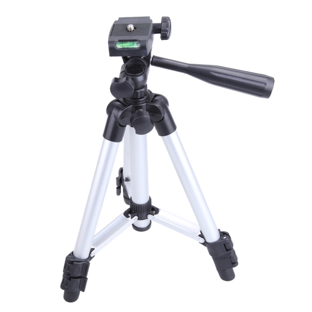 2016 High Quality Portable Universal Tripod Digital Camera Camcorder Video Tilt Pan Head For Sony For Canon For Nikon Camera(China (Mainland))