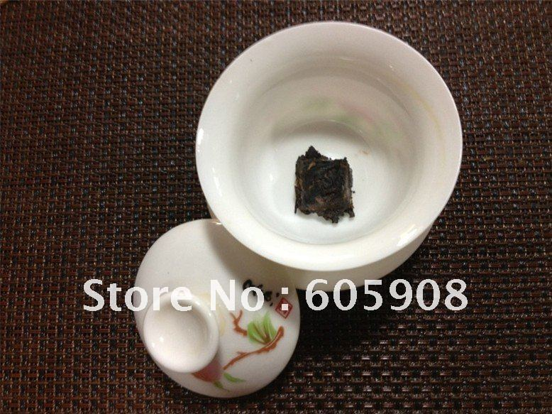 100g 24 Piece Chocolate Shaped Black Tea Bai Lin Gongfu Black Tea