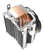 PC Cooler Yellow Ocean Deluxe Plus S90F CPU Cooler 100mm Fan Heatpipe Heatsink For Socket FM1