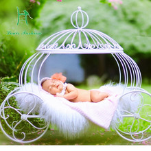 2016 spring garden new pumpkin shape pet bed photography wedding bike furniture other craft jewelry(China (Mainland))