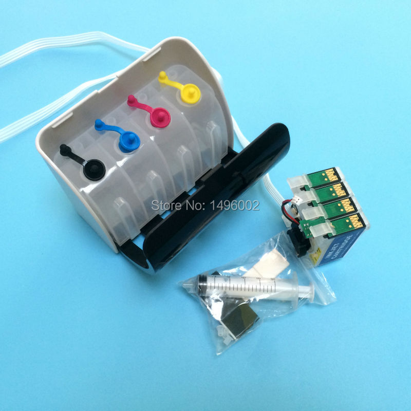 For epson empty ciss system for epson 2711 ciss with chip for printer WF7110/7610/7620/3620/3640