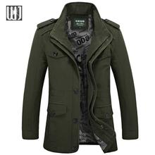2016 Hot Sale Men's Coat Fashion Jacket Plus Size 6XL Overcoat Outwear Men Casual Jakets Outdoor Jackets And Coats Windbreaker