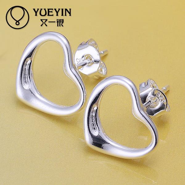 Серьги-гвоздики 925 brincos pendientes 925 sterling silver earrings серьги гвоздики other 925 7e169