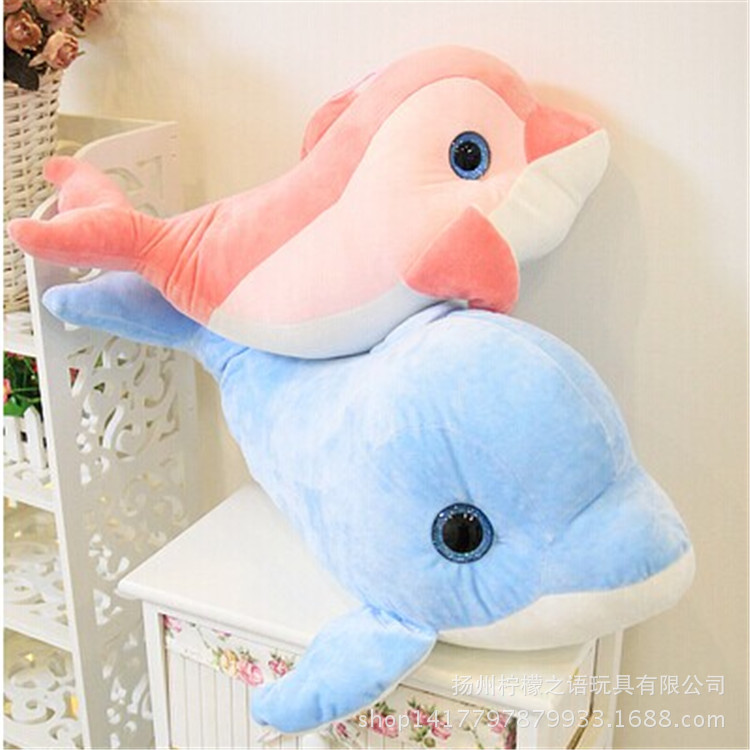 Dolphins plush toys pillow wedding birthday gift Christmas plush Stuffed toy