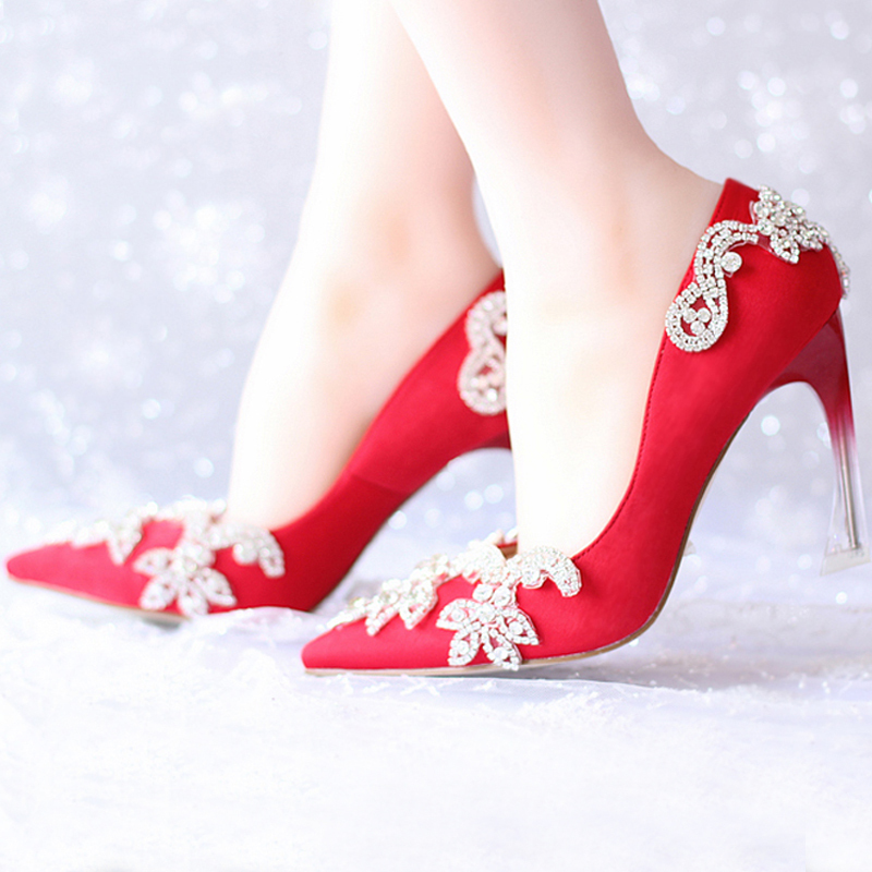 new 2015 fashion s high heels wedding shoes bridal