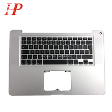 "2011 Year Original Screen Cover For Macbook Pro A1286 15"" Topcase With Keyboard Palmrest Wrist rest European Version"