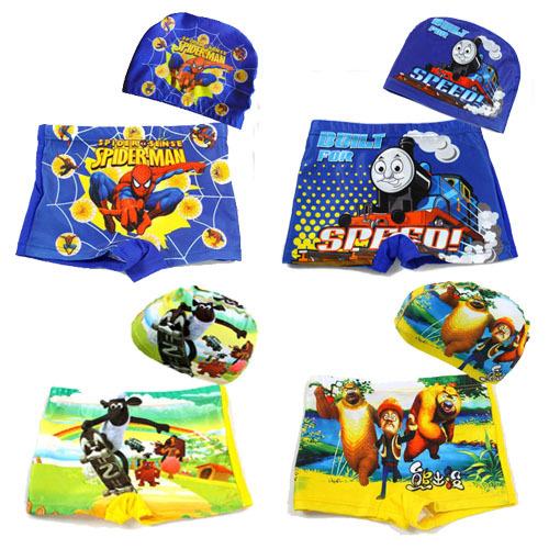 Купальные плавки для мальчиков Trunks Spiderman