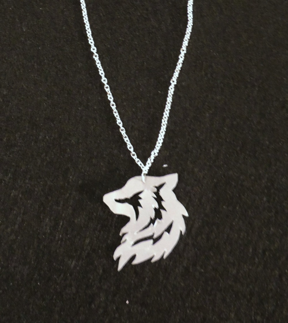 fashion cute Europe New Hot Sell Women Jewelry Vintage  Necklace&amp;Pendants adorable Tribal Wolf Fabric Necklace For Women<br><br>Aliexpress