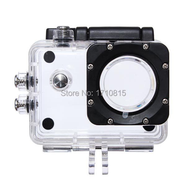 High quality Underwater Waterproof Case for SJ4000 Diving 30M Back Up Case Cube Diving Camcorder case for Sports Camera(China (Mainland))