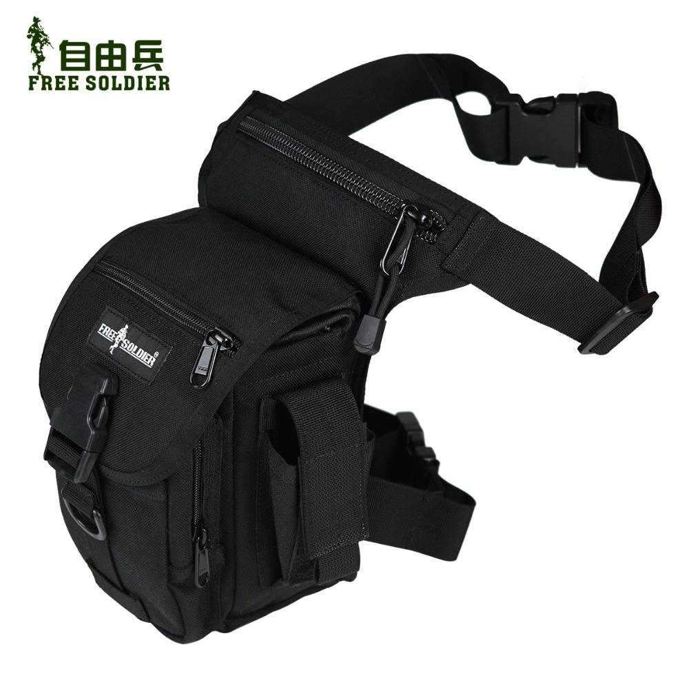 Waist Pack waist bag tactical bag men military waist leg bag men s travel bags ride