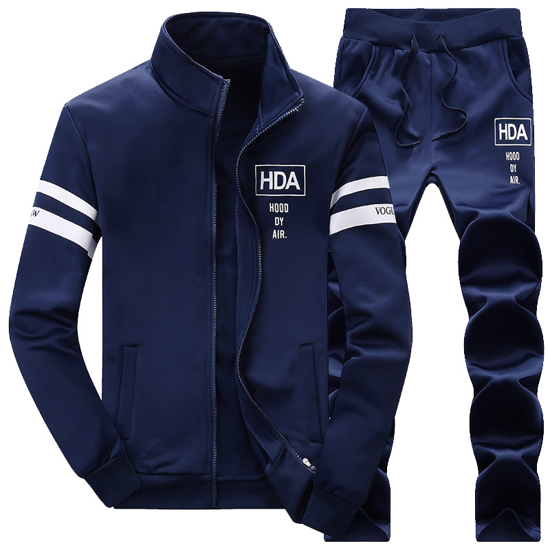 New 2017 Spring Zipper Sweatshirt Tracksuit Men Moleton Masculino Hoodies Sporting Suit Men Plus Size 4XL Sweat Suits Mens(China (Mainland))