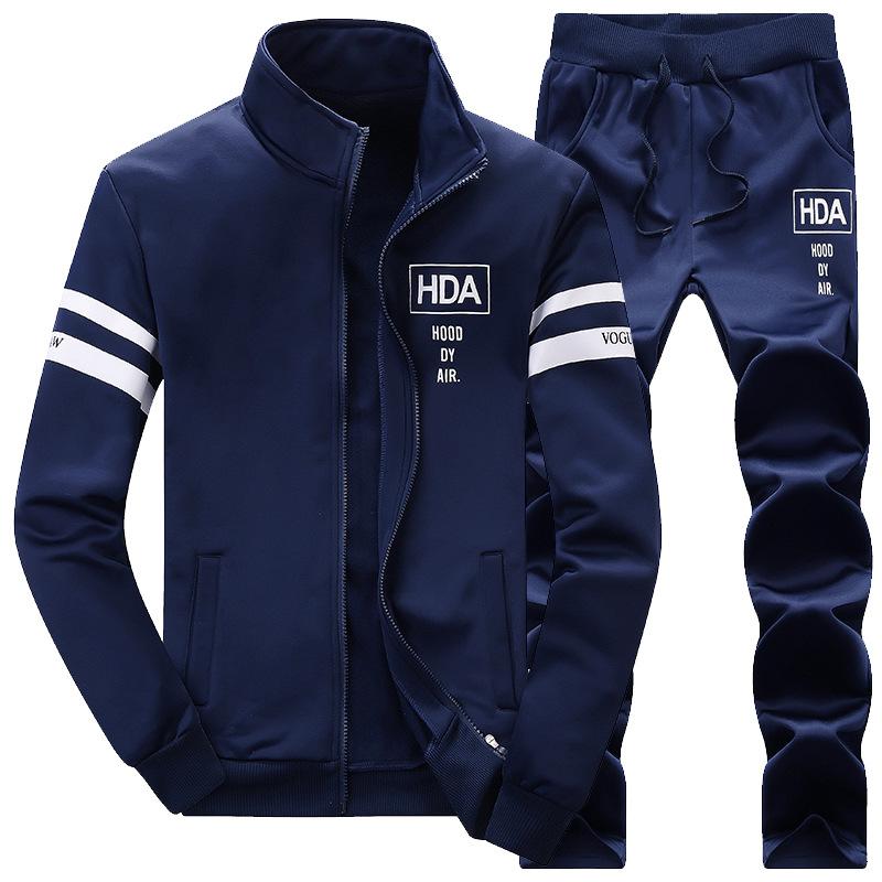 New 2017 Spring Zipper Sweatshirt Tracksuit Men Moleton Masculino Hoodies Sporting Suit Men Plus Size 4XL Sweat Suits Mens(China (Mainland))