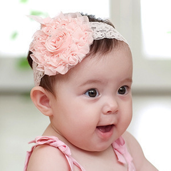 Cute headbands Baby Flower Headbands Baby Girls Hair ...