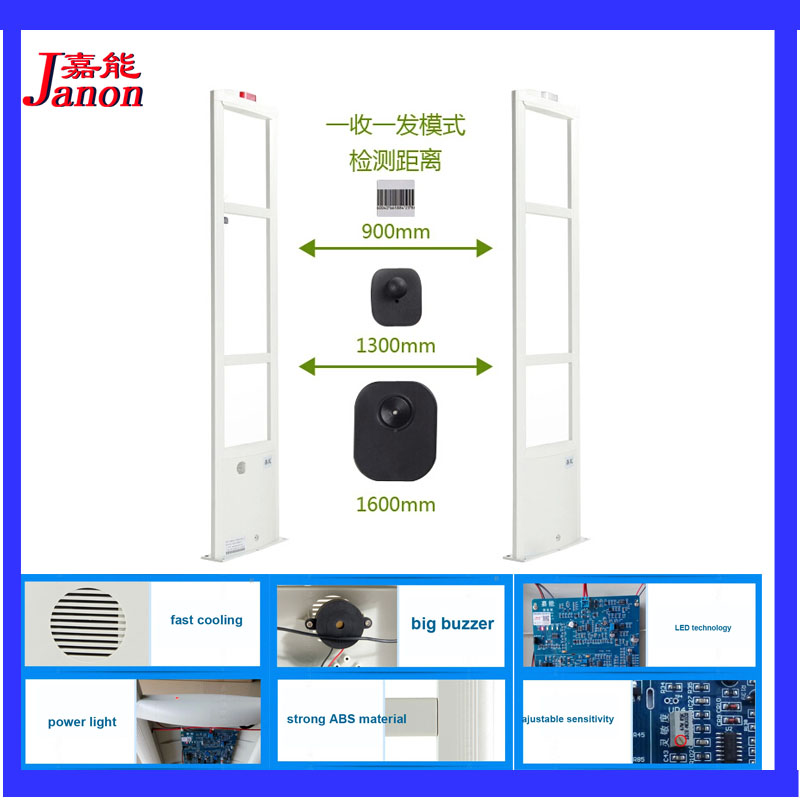 Clothing  shop security alarm system  8.2Mhz eas system for  store and supermarket shoppingmall equipment <br><br>Aliexpress