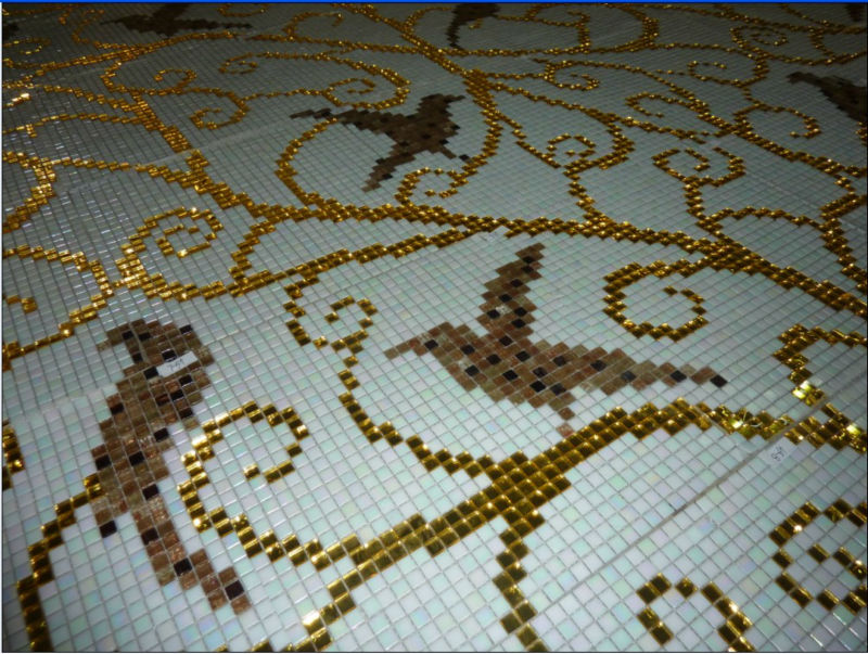 Bisazza Mosaic Tile Promotion Shop for Promotional Bisazza