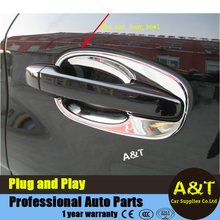 Buy Chrome door bowl cover trim Fit 2013 2014 2015 Forester high chrome stickers trim car styling 8 pcs for $16.38 in AliExpress store