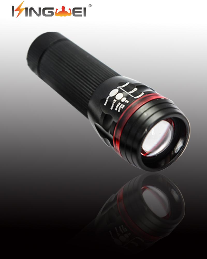 800 Lumens XM Lq5 Cree Flashlight For 18650 Battery Adjustable Lanterna Led Lenser Light Torch(China (Mainland))