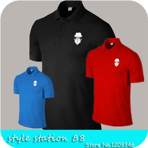 High Quality 2015 New Brand Dota Dota 2 Secret Team Designer T shirt Boy London Short Sleeve Hip Pop Camisetas Tee Shirts(China (Mainland))